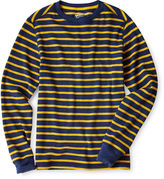 Arizona Long-Sleeve Striped Thermal Tee - Boys 6-18 and Husky