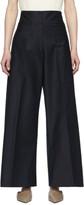 Jil Sander Navy Sailor Trousers