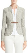 Fabiana Filippi Women's Layered Cotton Blend Top