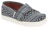 Toms Infant Boy's 'Classic - Tiny' Slip-On