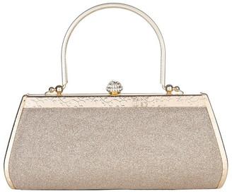 Gregory Ladner GBGP027M Antique Top Handle Clutch Bag