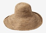 Toast Wide Brim Straw Hat
