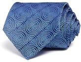 Turnbull & Asser Concentric Circles Classic Tie