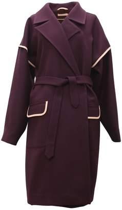 Tomcsanyi Medi Oversized Wool Coat