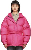 Ienki Ienki Pink Down Michlin Jacket