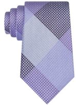 Kenneth Cole Reaction Men's Patchwork Grid Tie