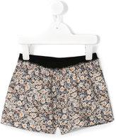 Caramel Borage boxer shorts - kids - Cotton - 3 yrs
