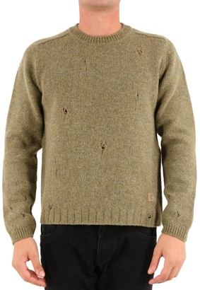 Gucci Square G Knitted Sweater