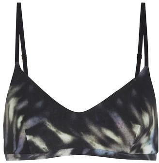 The Upside Ballet Tie-dye sports bra