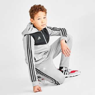 adidas Boys' Little Kids' Tiro Poly Track Suit