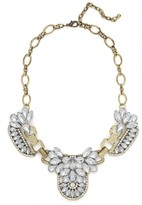 BaubleBar Gold Iced Mademoiselle Necklace