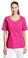 Cherokee Women's Workwear Scrubs V-Neck Top