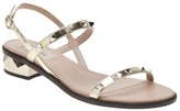 Valentino Garavani 'Rockstud' flat sandal