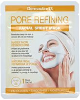Dermactin-TS Pore Refining Charcoal Sheet Mask