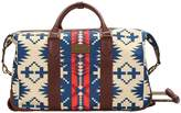 "Pendleton National Park Collection Spider Rock 22"" Rolling Duffel"