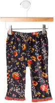 Catimini Girls' Floral Pants