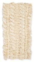 Topshop Fur Knit Snood