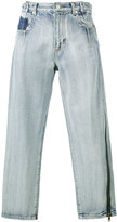 3.1 Phillip Lim boyfriend jeans - women - Cotton - 2