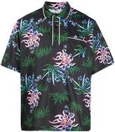 Kenzo Sea Lily polo shirt