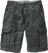"Old Navy Men's Printed Broken-In Cargo Shorts (10 1/2"")"
