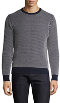 Gant Cotton Contrast Pique Sweater