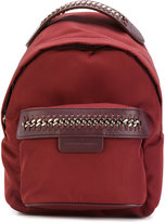 Stella McCartney Falabella GO backpack - women - Nylon/Artificial Leather - One Size