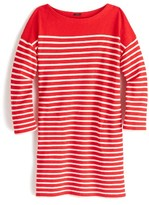J.Crew Women's Stripe Boatneck Tunic