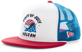 Volcom Frothing Cheese Snapback Cap