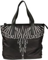 Marcelo Burlon County of Milan Printed Shopper Bag