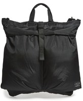 Rag & Bone Men's Camden Aviator Tote - Black