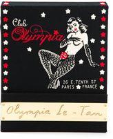 Olympia Le-Tan matchbook clutch