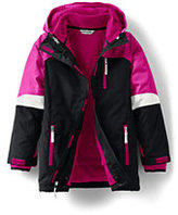 Classic Girls Stormer 3-in-1 Parka-Lavender Orchid Stars
