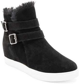 Blondo Geneva Waterproof Faux Fur Lined Sneaker