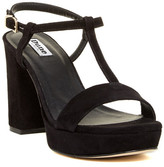 Dune London Jilly T-Strap Platform Sandal
