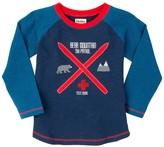 Hatley Ski Patrol Raglan Tee (Toddler, Little Boys, & Big Boys)
