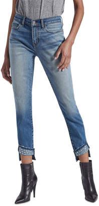 Current/Elliott The Turnt Ankle Skinny Stiletto Jeans