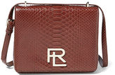 Ralph Lauren Python RL Shoulder Bag