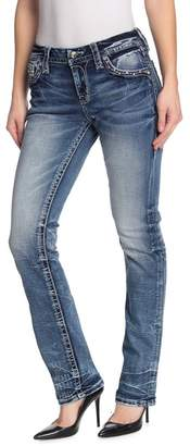 Rock Revival Irela Easy Straight Leg Jeans