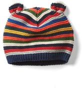 Gap Bright stripe bear hat