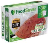 FoodSaver Quart Size Pre-Cut Bags