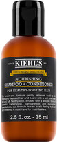 Kiehl's Kiehls Grooming Solutions Nourishing Shampoo & Conditioner 75ml