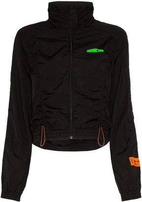 Heron Preston Coulisse windbreaker jacket