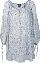 Thomas Wylde 'Sigit' blouse - women - Silk - XS