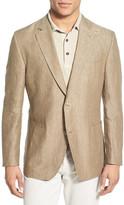 Kroon Classic Fit Wool & Silk Sport Coat