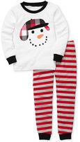 Carter's Kids Pajamas, Toddler Boys Snowman 2-Piece PJs