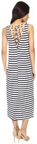 Culture Phit Freya Striped Dress with Back Detail