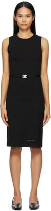 Alyx Black Belted Tank Dress