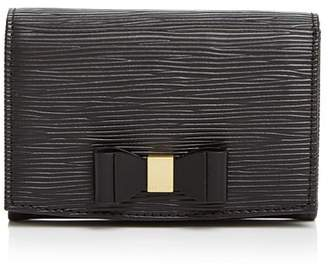Ted Baker Spriggs Bow Small Leather Wallet