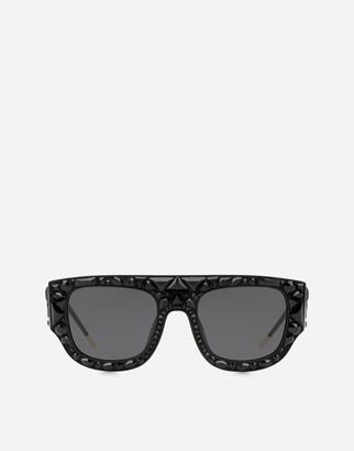 Dolce & Gabbana King Domenico Sunglasses
