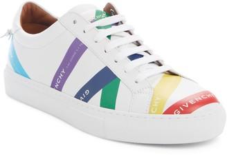 Givenchy Urban Street Logo Tape Sneaker